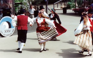 Gypsy at West Coast Estonian Days 1999