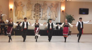 Gypsy Folk Ensemble - Greek Dance