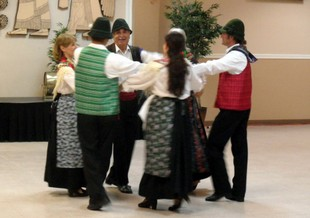 Gypsy Folk Ensemble - Italian Dance