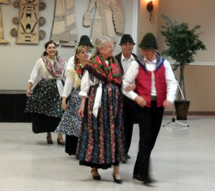 Gypsy Folk Ensemble - Italian Folk Dance
