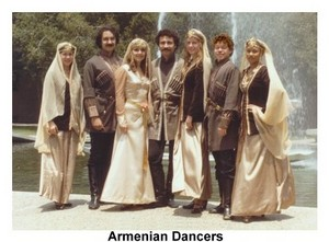 Professional Armenian Dancers for Wedding Entertainment