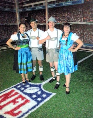 Corporate Event Entertainment - Oktoberfest Dancers - Los Angeles