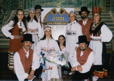 Gypsy at the 2001 West Coast Estonian