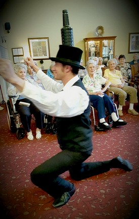Assisted Living Entertainment Orange County