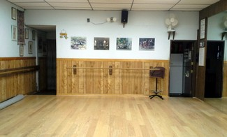 Dance workshop rental
