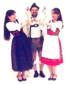 Oktoberfest Holiday Dancers Los Angeles