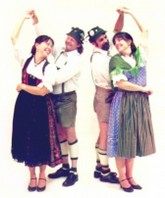 Hire dancers for a Company Oktoberfest Party