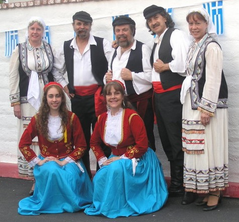 Greek Dance Company - Hire Greek Dancers for a wedding
