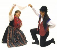 Hire Dancers for an Italian theme company party or luncheon