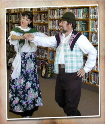 Library Dance Program - Dances of Italy