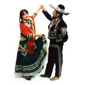 Hire Mexican Folklorico Dancers for Parties, Weddings or Clubs