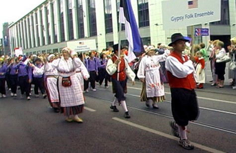 Gypsy on Parade in Tallinn 2009